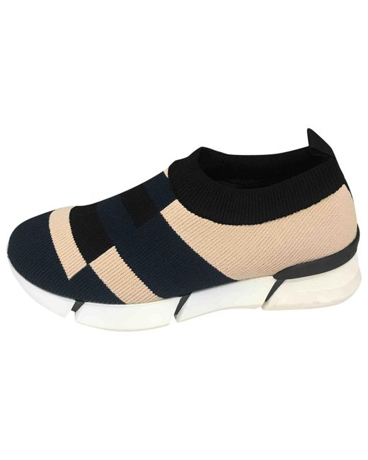 Stella mc cartney Cloth Trainers Cheap Very Cheap Clearance Pay With Visa qdRc8ZQIN8