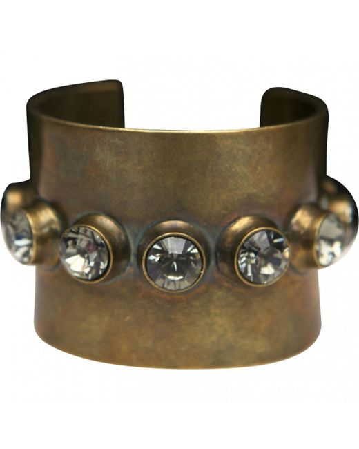 Givenchy | Green Pre-owned Metal Bracelet | Lyst