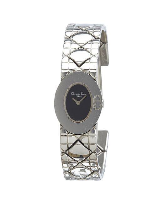 Dior - Metallic Watch - Lyst