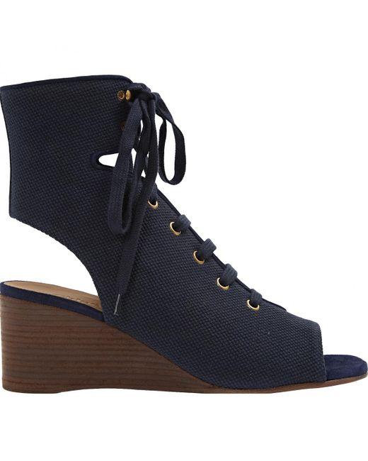 Chloé - Blue Sandals - Lyst