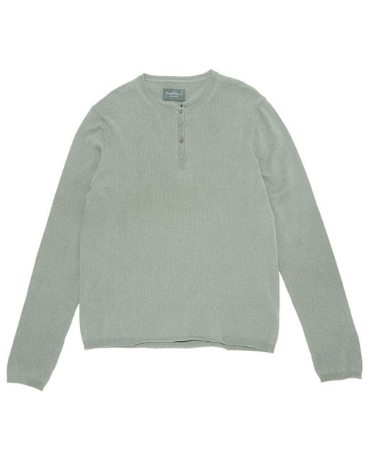 Zadig & Voltaire - Gray Pre-owned Cashmere Pull for Men - Lyst