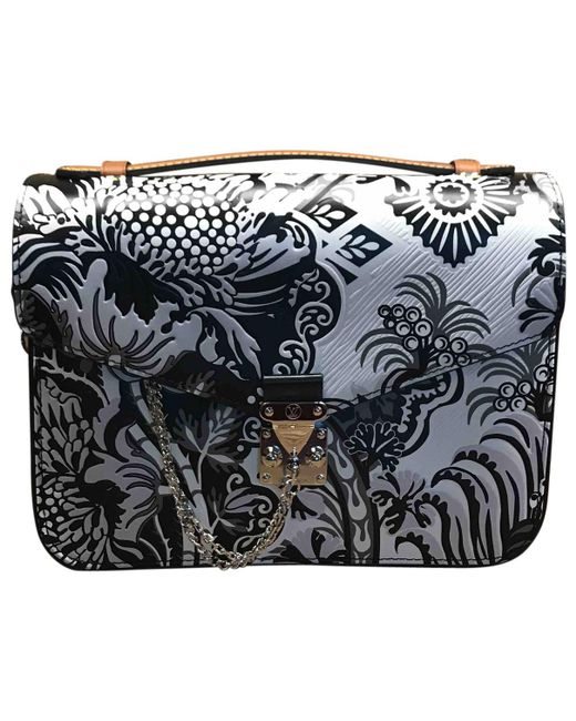 Louis Vuitton - Multicolor Metis Cloth Handbag - Lyst
