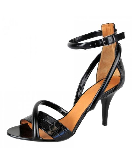 Pre-owned - Black Leather Heels Givenchy iEB3L0L3Iv