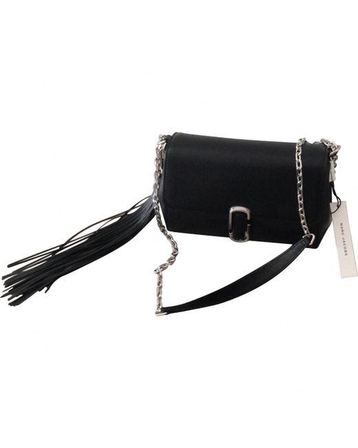 Marc Jacobs - Single Black Patent Leather Handbag - Lyst