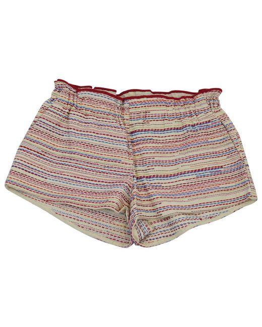 Maje - Multicolor Mini-shorts - Lyst