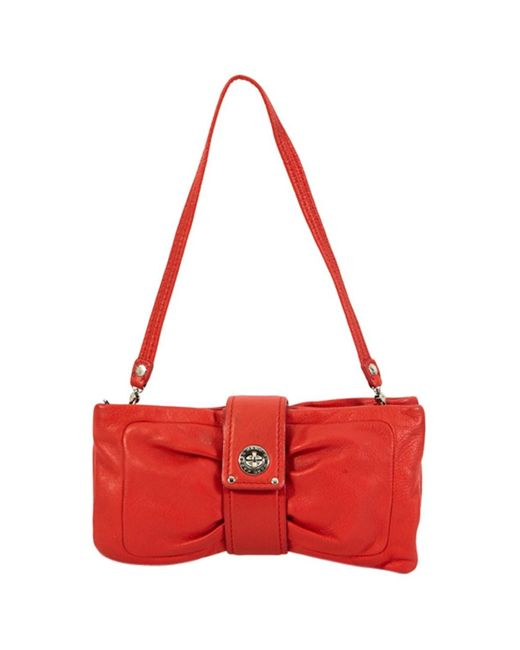 Marc By Marc Jacobs - Red Leather - Lyst