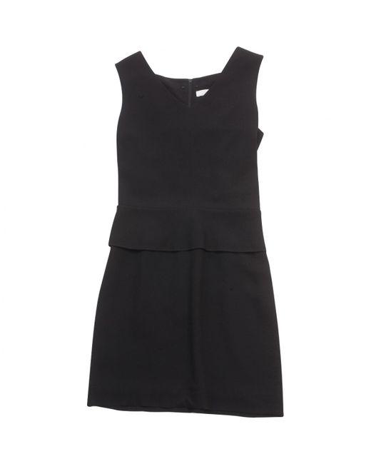 Chloé - Black Pre-owned Dress - Lyst