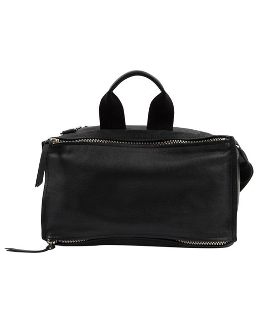 Givenchy - Black Leather for Men - Lyst