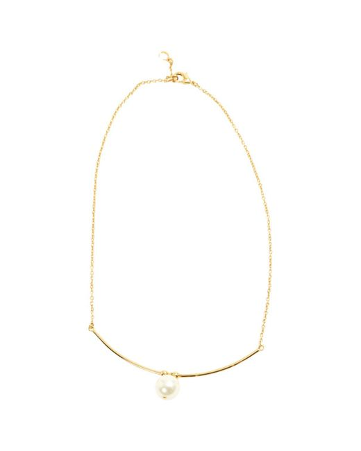 Chloé - Metallic Pre-owned Gold Metal Necklaces - Lyst