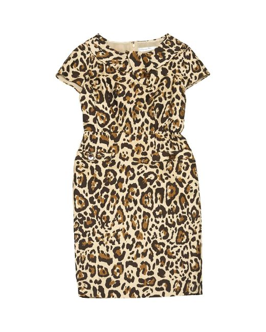 Dior Natural Beige Cotton Dress