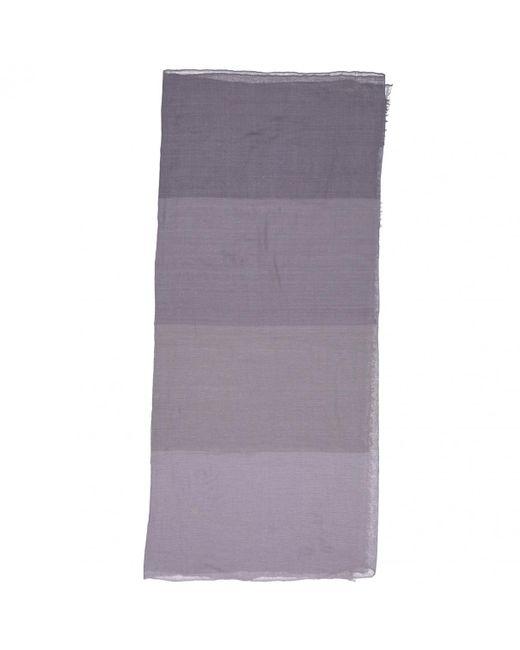 Hermès - Pre-owned Purple Cashmere Scarves - Lyst