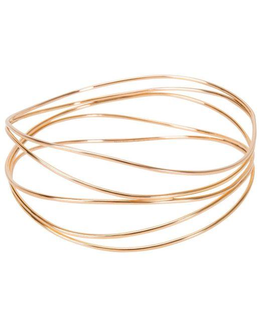 Tiffany & Co - Metallic Other Pink Gold Bracelets - Lyst