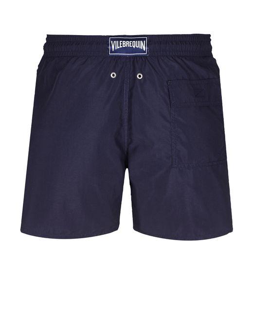 194defccf2887 ... Vilebrequin - Blue Men Swimwear Placed Embroidery Le for Men - Lyst