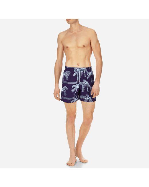 Vilebrequin - Blue Mistral Swimming Trunk for Men - Lyst