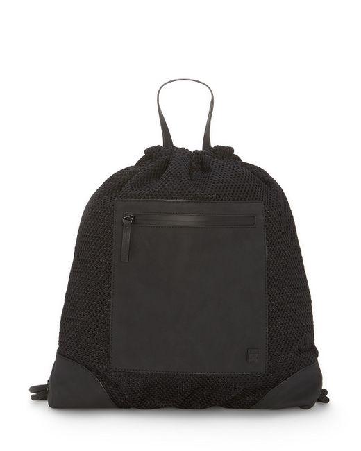 Vince Camuto - Black Urban – Mesh Backpack for Men - Lyst