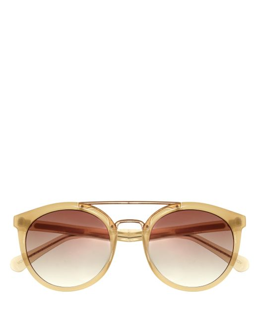 Vince Camuto | Multicolor Brow Bar Sunglasses | Lyst