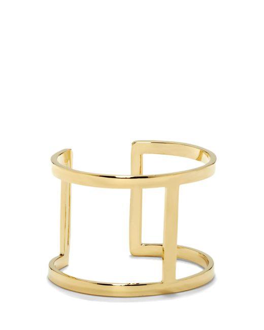 Vince Camuto | Metallic Goldtone T-bar Cuff | Lyst