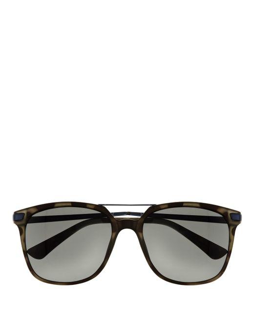 Vince Camuto | Black Contrast-detail Sunglasses | Lyst