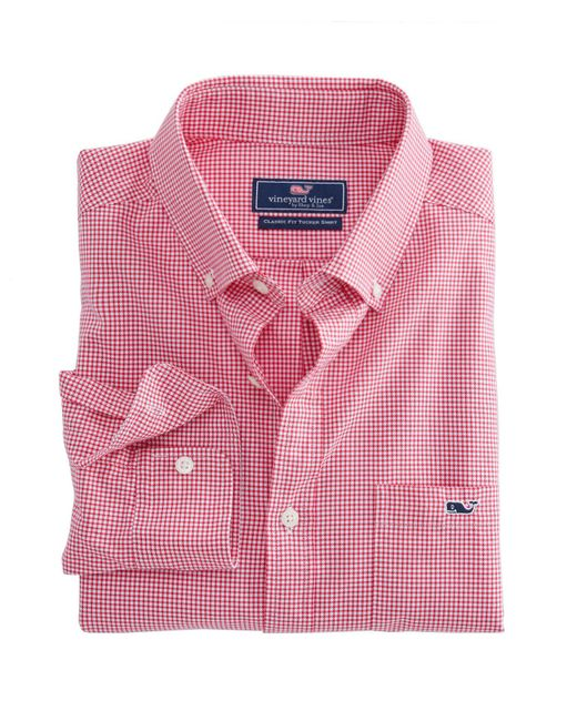 Vineyard Vines - Pink Kettle Cove Classic Tucker Shirt for Men - Lyst