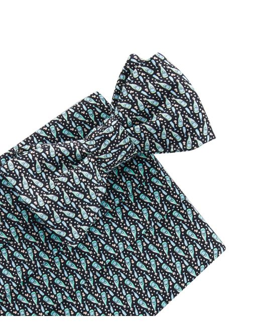 Vineyard Vines - Black Champagne Cummerbund Set for Men - Lyst