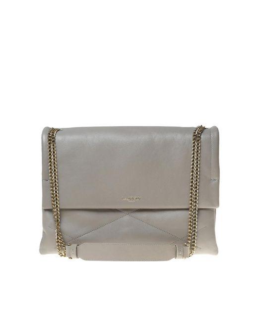 Lanvin - Multicolor 'sugar' Shoulder Bag - Lyst