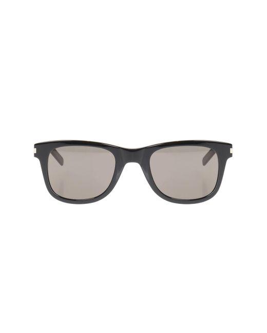 Saint Laurent - Black 'classic' Sunglasses - Lyst