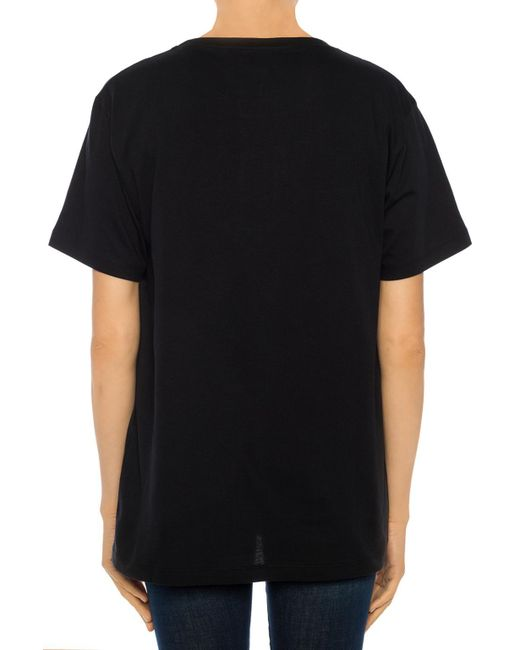 d43bc1556e6 Lyst - Gucci Cities Print T-shirt in Black - Save 24%