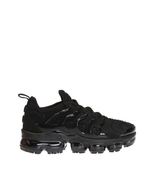 8804a589656ec5 Nike - Black  air Vapormax Plus  Sneakers for Men - Lyst ...