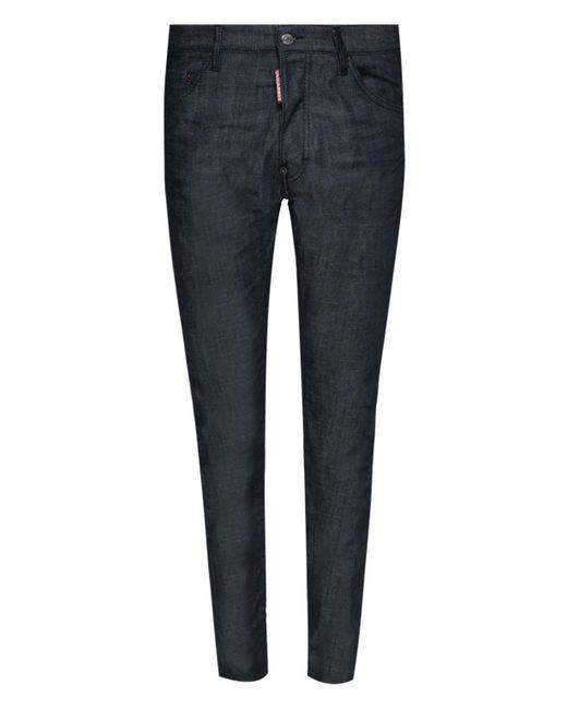 b88523ab12d DSquared² - Black 'cool Guy Jean' Jeans for Men - Lyst ...