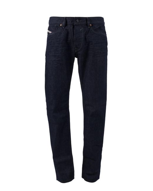 DIESEL - Blue 'waykee' Jeans for Men - Lyst