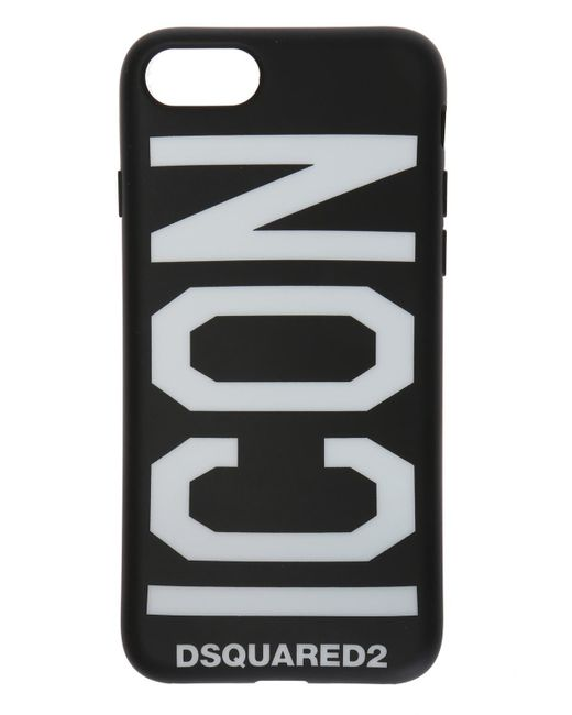DSquared² - Black Iphone 7/8 Case for Men - Lyst