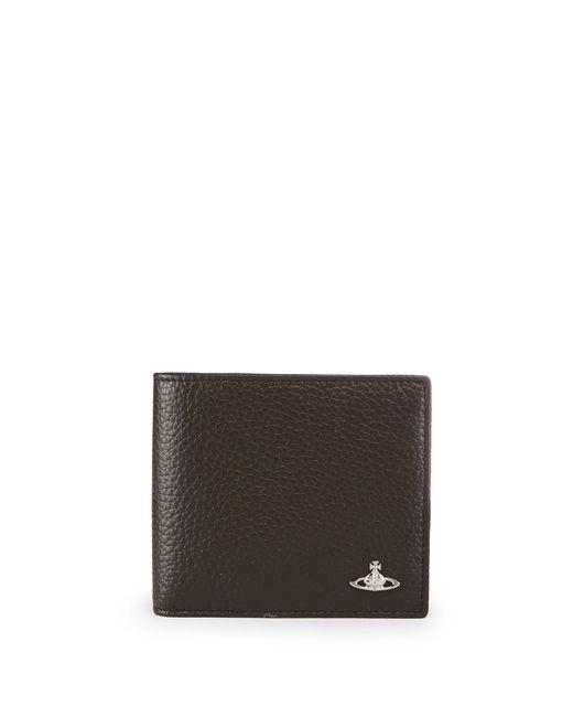 Vivienne Westwood | Green Milano Wallet 33408 Brown for Men | Lyst