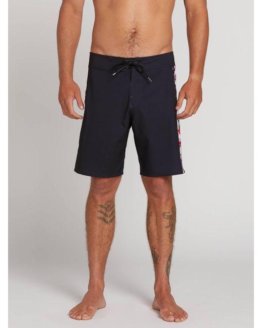 fb15233c39 Lyst - Volcom Freedom Stones Boardshorts in Black for Men