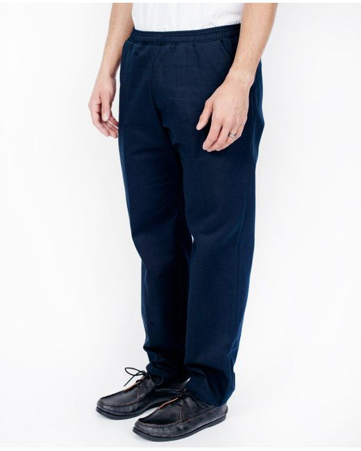 CAMO | Blue Camo Eclipse Elastic Trouser / Massawa Navy for Men | Lyst
