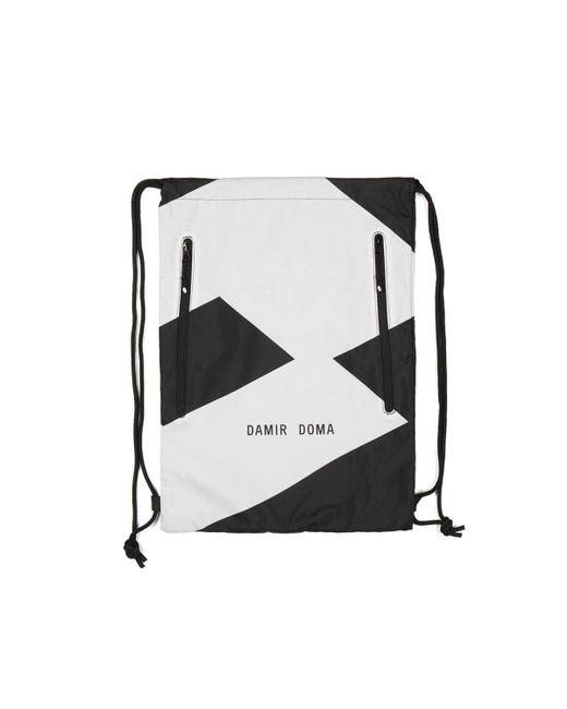 Damir Doma - Black Akseli Backpack for Men - Lyst