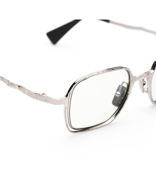 H12 glasses - Metallic Kuboraum Qy5EXki4F