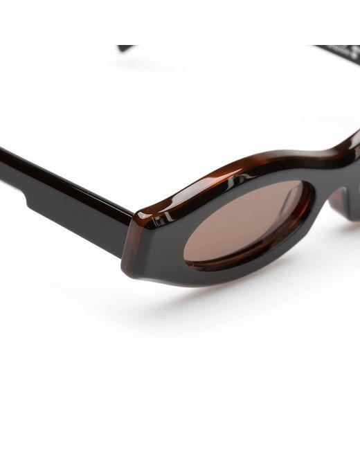 d3455c7b16a ... Kuboraum - Brown Y5 Bs Top Sunglasses for Men - Lyst ...