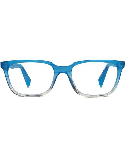 Warby Parker   Blue Wilder Eyeglasses   Lyst