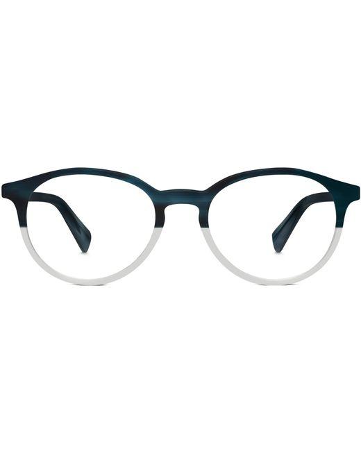 Warby Parker | Blue Watts Eyeglasses | Lyst