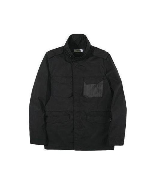 W Concept - Reflective Pocket M-65 Jacket Black - Lyst