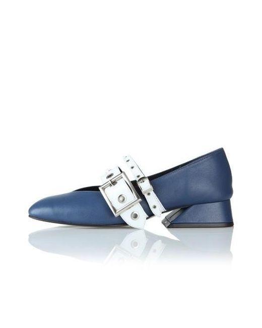 W Concept - Blue Ys7-f071-ny - Lyst