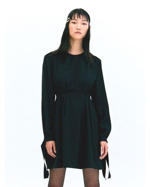 W Concept | Baby Doll Dress - Black | Lyst