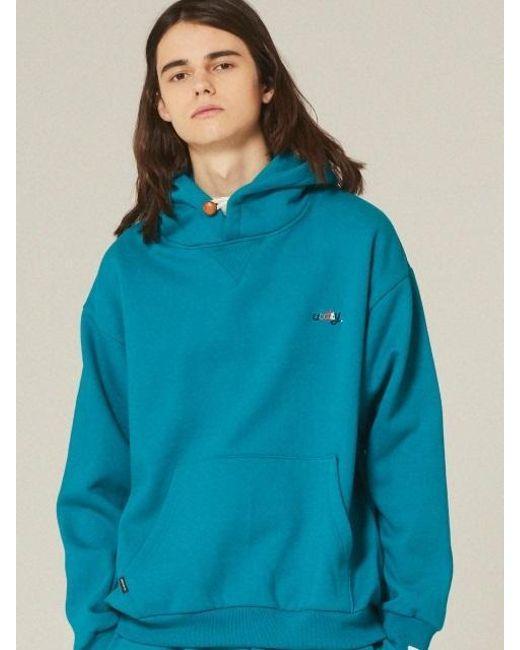 W Concept - Blue [unisex] Colorful Logo Sweatshirts Hoodie Lt188 - Lyst