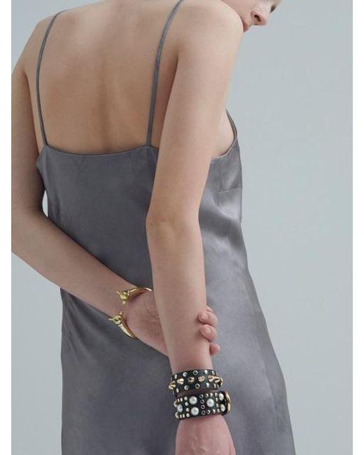 VIOLLINA - Multicolor Another V Rock Queen Bracelet - Lyst