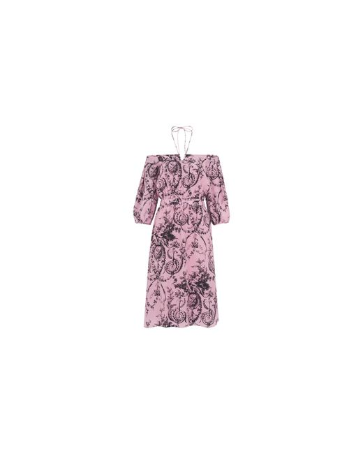 Whistles - Pink Effie Cold Shoulder Dress - Lyst