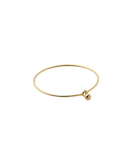 Whistles | Metallic Sphere Charm Bangle | Lyst