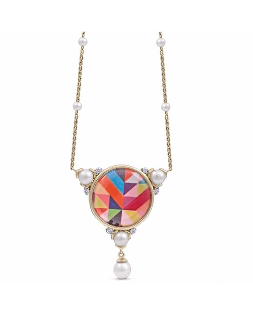 LMJ - Multicolor Pops Of Passion Necklace - Lyst