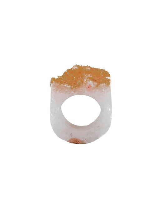 Tiana Jewel | Multicolor Cersei Lannister Citrine Ring Moro Collection | Lyst