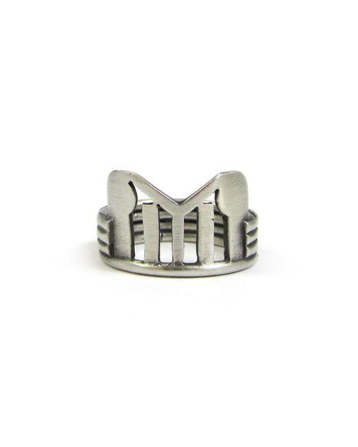 Bug | Metallic Cascade Ring | Lyst