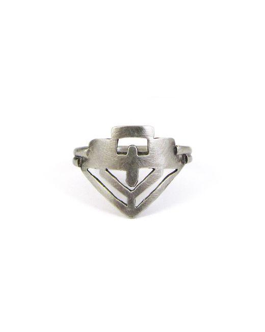 Bug | Metallic Dahu Ring | Lyst